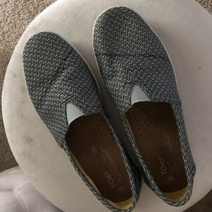 Just In Toms Men's slip on loafers